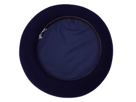 Navy French Beret