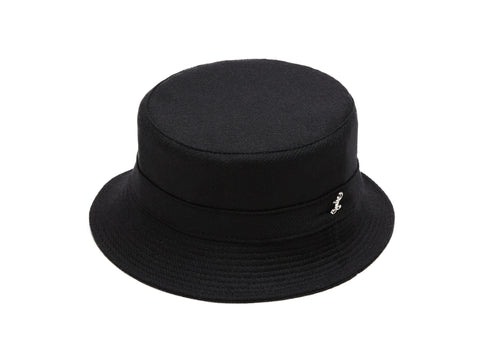 Larose Noir Bucket Hat