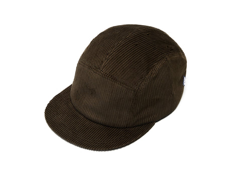 Brown corduroy 5 Panel
