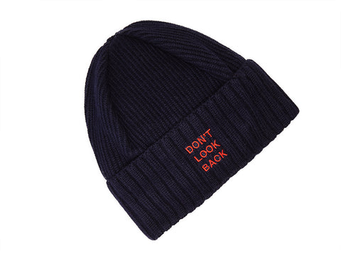 THE GIGI X LAROSE Dont' look back Beanie