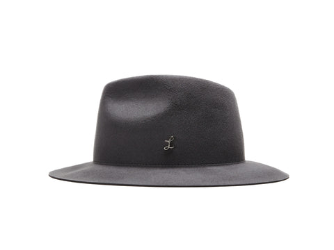 Charcoal Traveller Rollable hat