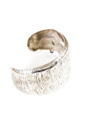 Wrought Hilltribe Cuff