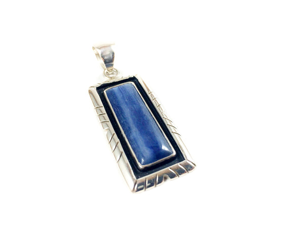 Kyanite Cutout Pendant