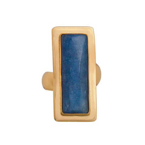 Opulent Kyanite Ring