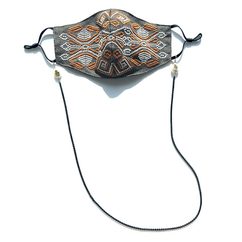 LEE Embroidered Astika Face Mask