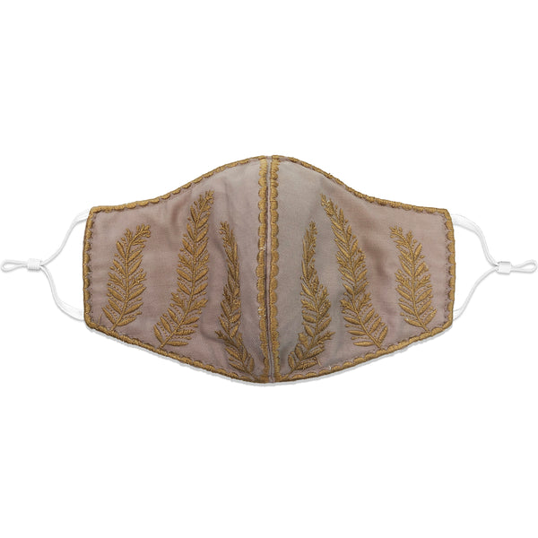 LEE Embroidered Hazel Face Mask