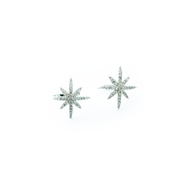 NAJIMA POLARIS EAR CUFF EARRINGS
