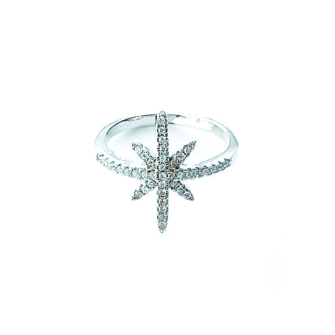 NAJIMA NORTH STAR RING