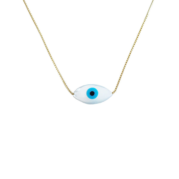 HORUS EVIL EYE NECKLACE