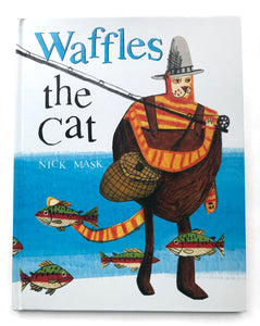 Waffles the Cat - PREORDER