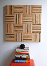 Stick Pattern Wall Art