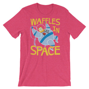 Waffles in Space T-Shirt