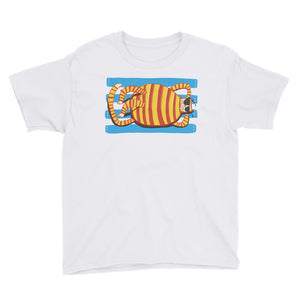 Youth Sun Tan Waffles T-Shirt