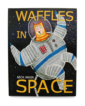 Waffles in Space  - Signed Hardback Children's Picture Book