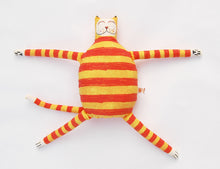 Waffles Adventures - Stuffed Cat Toy