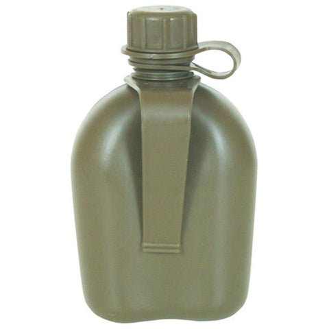 CANTEEN WITH CLIP OLIVE DRAB