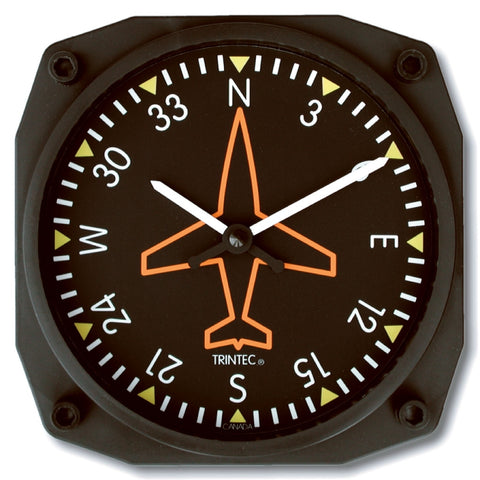 DIRECTION GYRO WALL CLOCK