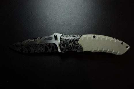NAVY SEALS DESERT FOX KNIFE