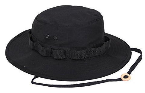 BLACK JUNGLE HAT