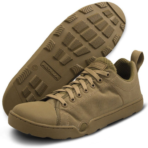 NAVY SEALS MARITIME ASSAULT LOW COYOTE SHOE