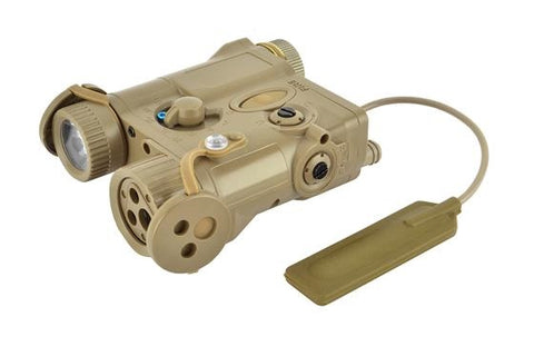 AN/PEQ-16A coyote pointer illuminator
