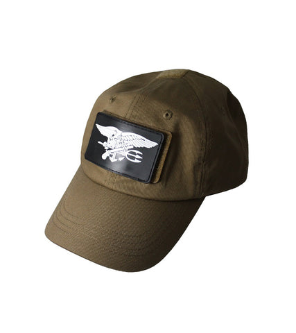 TACTICAL COYOTE CAP ONE SIZE FITS ALL
