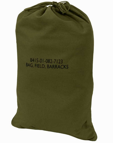 BARRACKS BAG OD MEDIUM SIZE