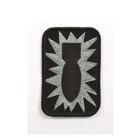52nd Ordnance group - Bomb velcro patch