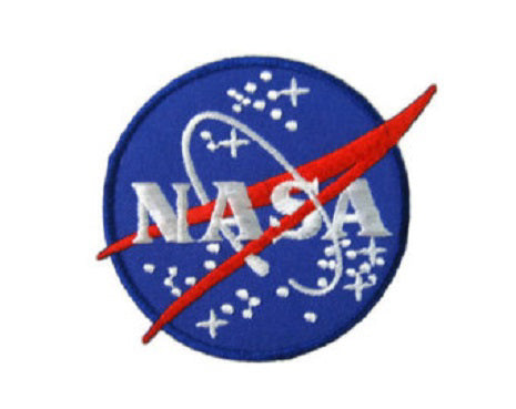 NASA velcro patch