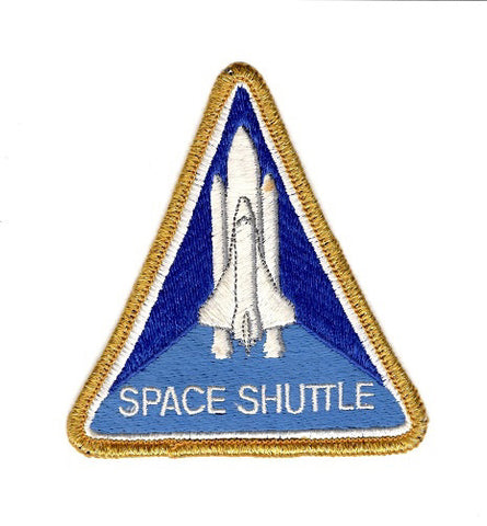 NASA space shuttle patch