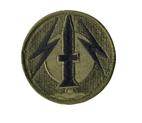 56th field artillery brigade patch