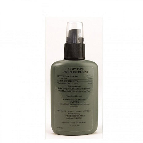 GI ARMY INSECT REPELLENT 30% DEET