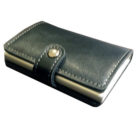 leather card RFID wallet