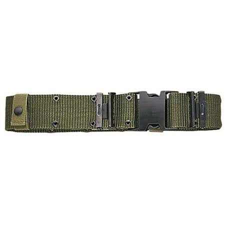 GI NYLON PISTOL BELT OLIVE DRAB MEDIUM