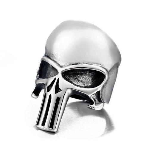 Stainless steel punisher ring