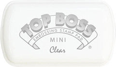 Top Boss Embossing Mini Ink Pad