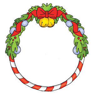 Christmas Wreath FB