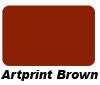 Artprint Brown Memories Dye Ink Pad by Stewart Superior