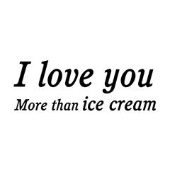 More Than Ice Cream