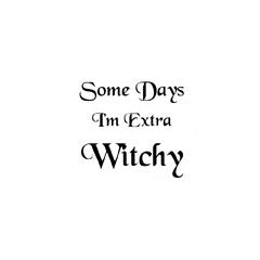 Extra Witchy