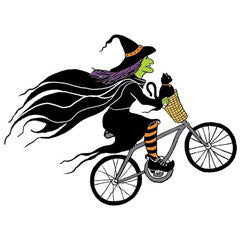 Cycling Witch