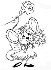 Annabelle Sweet Mouse