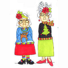 Holiday Vera & Mable
