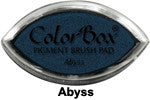 Abyss Pigment Ink Cat's Eye Ink Pad