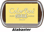 Fluid Chalk Alabaster ColorBox Pad by Clearsnap