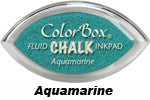 Aquamarine Fluid Chalk Cat's Eye Ink Pad