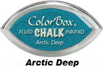 Arctic Deep Fluid Chalk Cat's Eye Ink Pad