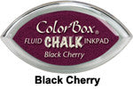 Black Cherry Ochre Fluid Chalk Cat's Eye Ink Pad