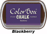 Fluid Chalk Blackberry ColorBox Pad by Clearsnap