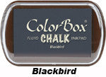 Fluid Chalk Blackbird ColorBox Pad by Clearsnap